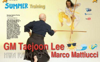 Summer Training (Training on the Road)