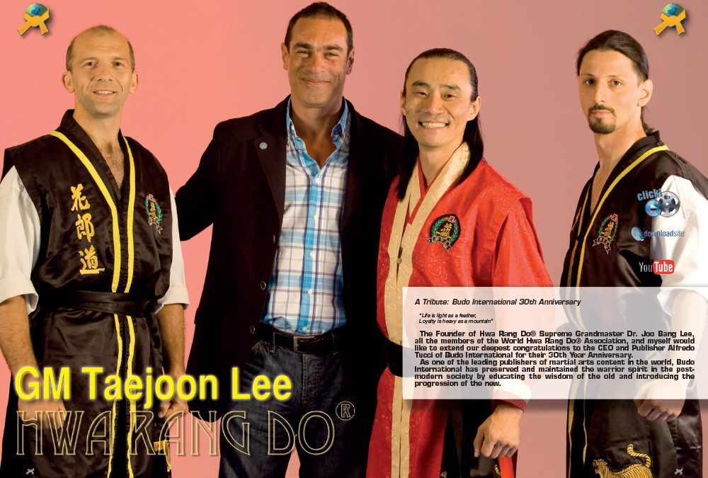 A Tribute: Budo International 30th Anniversary