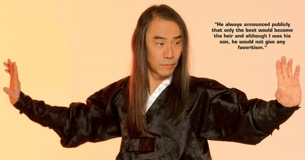 Grandmaster Taejoon Lee's Interview by Budo International Part 2 (Carrying the legacy as the heir to the art)