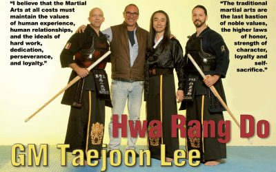 Grandmaster Taejoon Lee's Interview by Budo International Part 5 (How did you come to be in Luxembourg?)